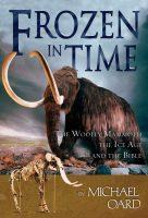 Woolly Mammoth Replica in Museum Exhibit ca. October 1988 Victoria, British Columbia, Canada