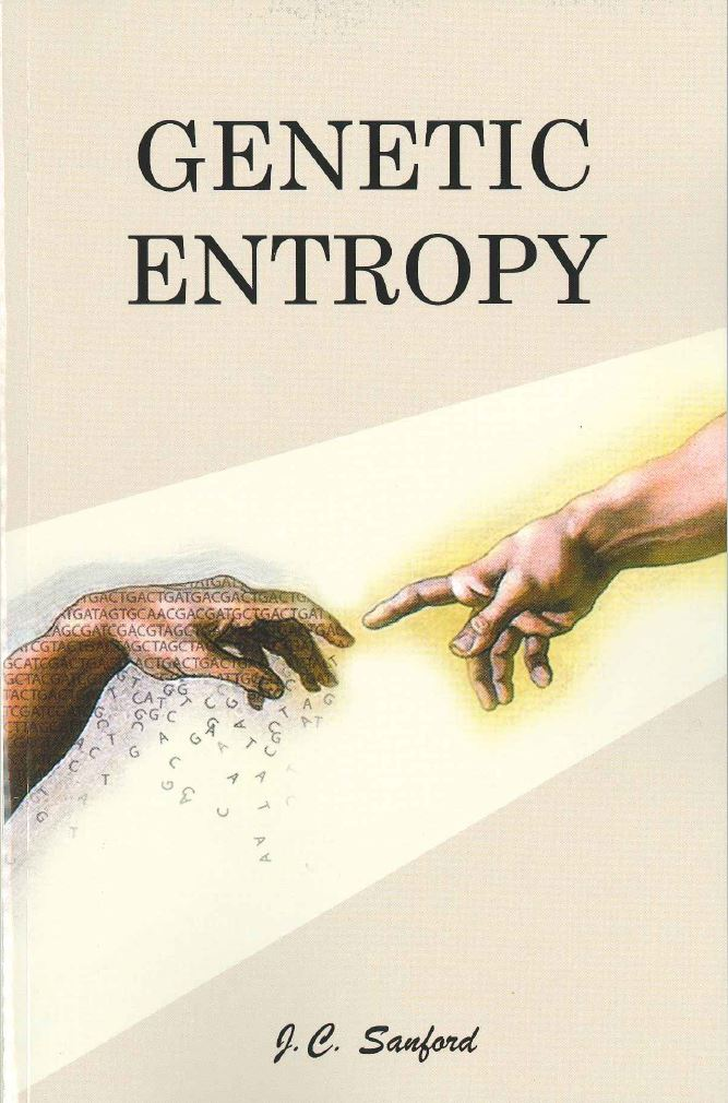 Genetic Entropy Cover
