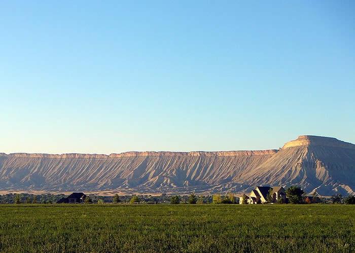 Mt Garfield