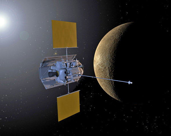 Facts About Mercury  Our Solar System  Astronomy for Kids