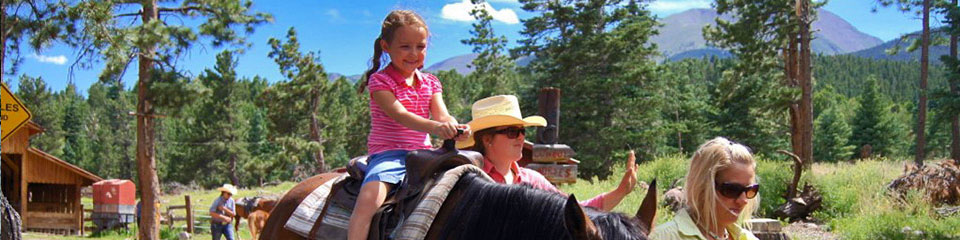 Horn Creek – Horseback Riding »