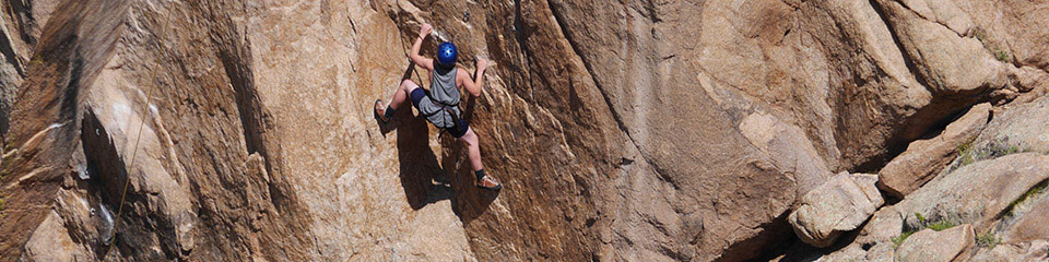 Boot Camp – Rock Climbing 2 »