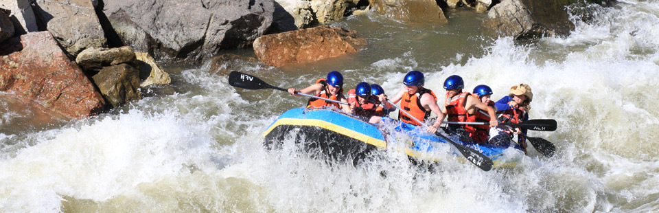 Journey Quest Rafting