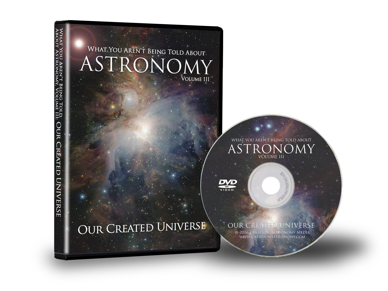What you arent being told about Astronomy Vol-III-DVD-3