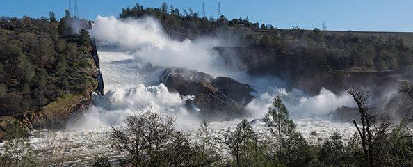 Oroville Dam — Pending Disaster??