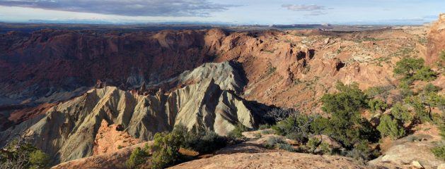 Southwest Geology Tour Sights- Upheaval Dome