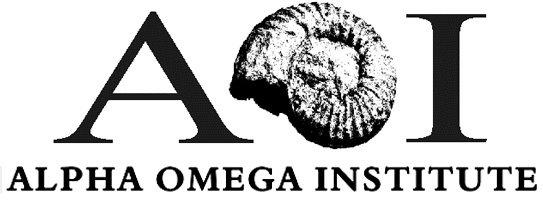 AOI Alpha Omega Institute Logo