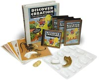 Discover Creation Children's Adventure - Full Kit