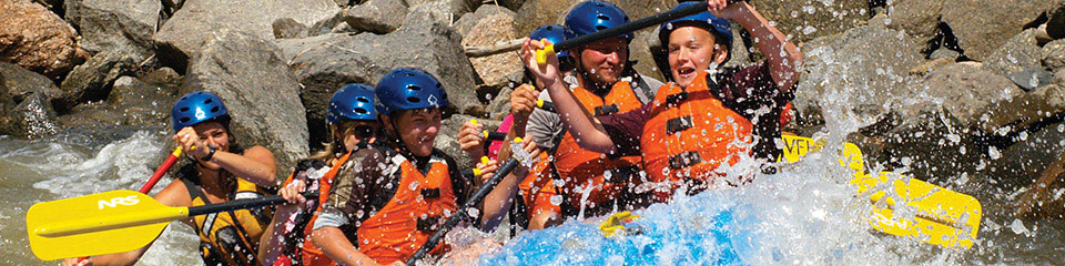 Boot Camp – Rafting »
