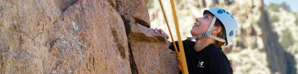 Boot Camp – Rock Climbing 1 »