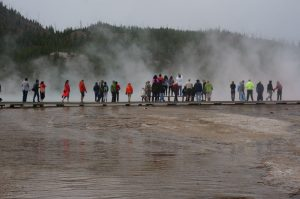 Yellowstone Creation Christian Tour @ Old Faithful Christian Ranch