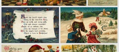 An Encouraging Christmas Card