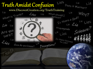 Truth Amidst Confusion: Uncovering God Substitutes @ Alpha Omega Institute or On Zoom