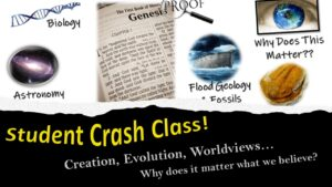 Student Crash Class - Aug 4th @ Zoom