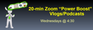 Zoom Power Boost @ Zoom (Contact us for the Info)