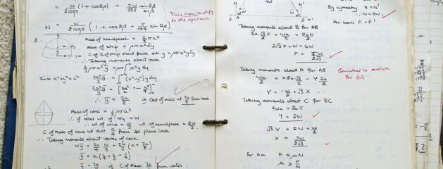 Mathematics – Evidence of God and His character!